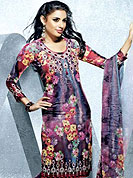 Take the fashion industry by storm in this lovely printed kurti. This fantastic faux crepe printed tunic is beautified with abstract art, floral and trditional motifs print work. Matching stole is available with this tunic. Bottom shown in the image is just for photography purpose. The tunic can be customize upto 40 inches. Slight Color variations are possible due to differing screen and photograph resolutions.