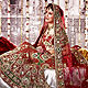 Dazzel and luxurious bridal lehenga