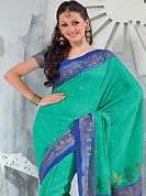 Era with extension in fashion, style, Grace and elegance have developed grand love affair with this ethnical wear. This saree is nicely designed with dot, floral and traditional art print work in fabulous style. This beautiful saree is used for festival and casual porpose which gives you a singular and dissimilar look. Color blend of this saree is nice. This saree is made with art silk fabric. Matching blouse is available with this saree. Slight Color variations are possible due to differing screen and photograph resolutions.