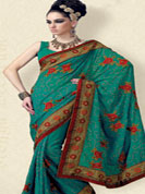 Vibrant Collection ciffon net , Cotton Silk, Zari and Braso Collection Sarees With embroidry and Patch Work Sarees
