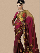 Vibrant Collection ciffon net , Cotton Silk, Zari and Braso Collection Sarees With embroidry and Patch Work Sarees.