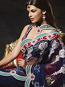 Dress up this saree with lots of attitude, cultural values, great feelings and sweet heart. Slight Color variations possible due to differing screen and photograph resolutions